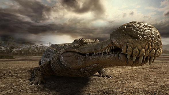 Sarcosuchus – SuperCroc | DinoAnimals.com