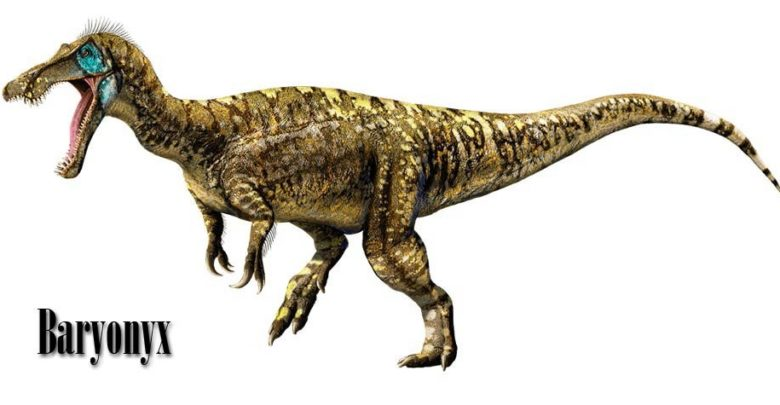 Photo of Baryonyx