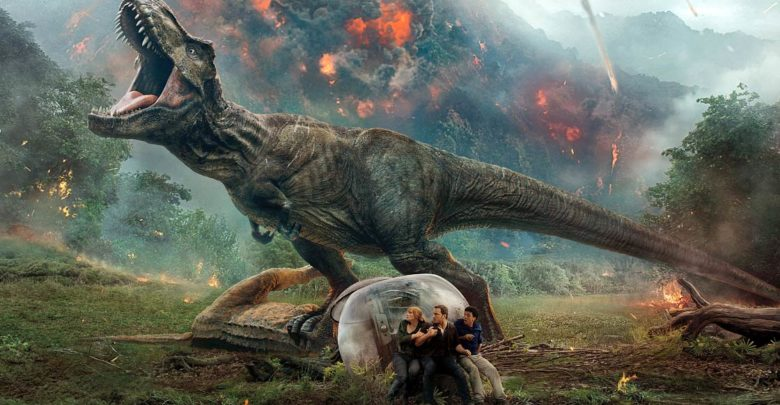 Photo of Dinosaurs from Jurassic World: Fallen Kingdom