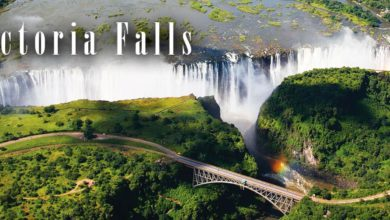 Photo of Victoria Falls