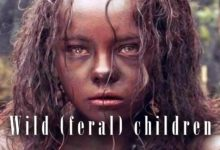 Photo of Wild children – feral children