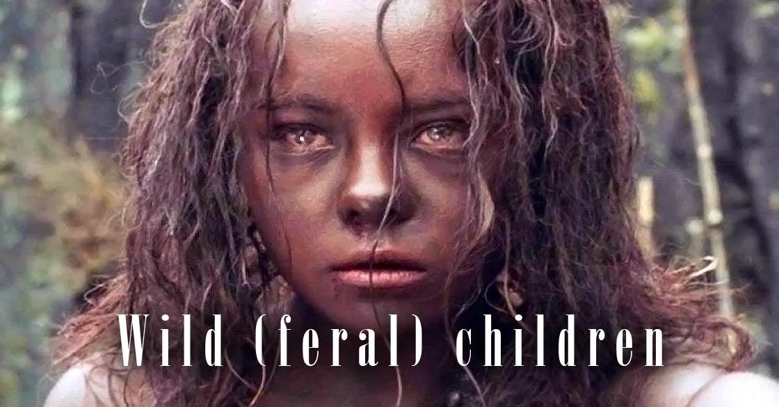 Photo of Wild children – feral children