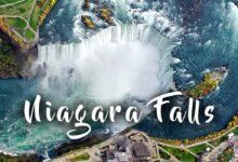 Photo of Niagara Falls – a fascinating waterfall