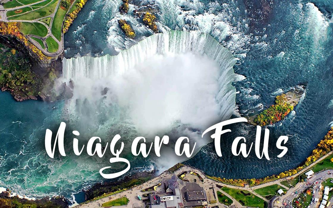 Photo of Niagara Falls – a fascinating waterfall