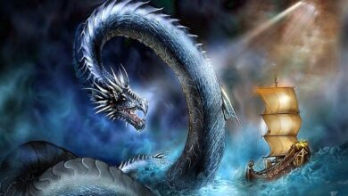 Photo of Giant snakes and sea monsters – myths and facts