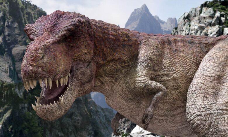 Photo of Tarbosaurus bataar